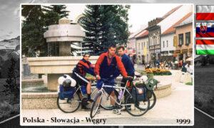 Rowerem Polska – Słowacja – Węgry