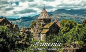 Armenia – w szarej kolebce chrześcijaństwa