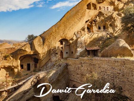 Dawit Geredża – mnisi w pustym stepie
