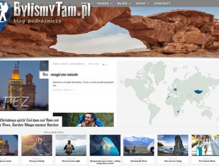BylismyTam.pl – blog podróżniczy