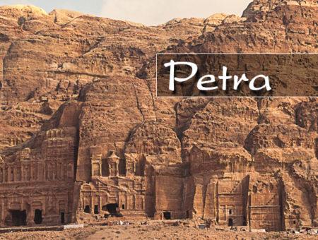 Petra – miasto wykute w skale