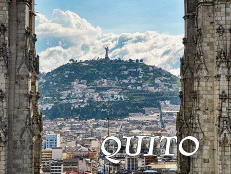 Quito – miasto wśród andyjskich szczytów