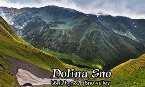 Dolina Sno – kaukaski trekking
