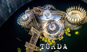 Turda – kosmos pod ziemią
