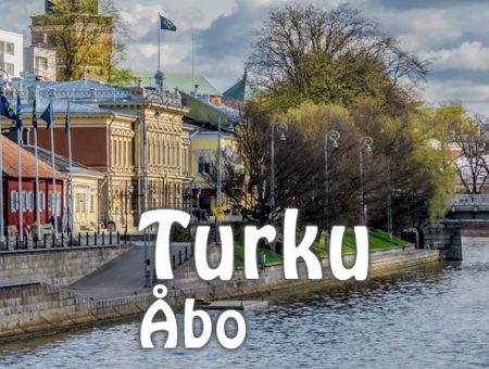 Turku – stara stolica Finlandii