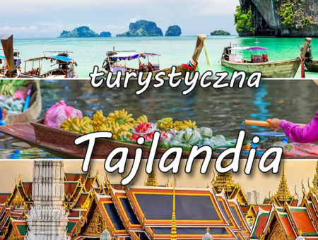 turystyczna Tajlandia