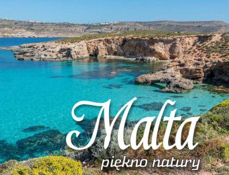 Malta – piękno natury