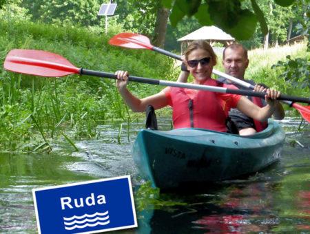Rzeka Ruda – cisza i spokój