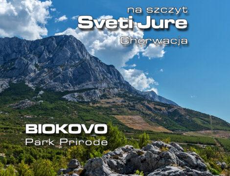 Chorwacja to nie tylko plaże. W drodze na Sveti Jure.