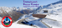 Timmelsjoch - Passo Rombo