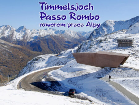 Timmelsjoch – Passo Romb – rowerem