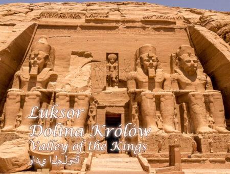 Luksor – Dolina Królów