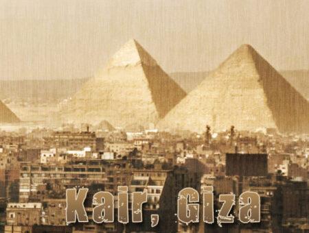 Kair i Giza