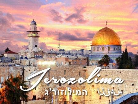 Jerozolima – święte miasto trzech religii