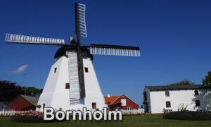 Bornholm – nie tylko wiatraki