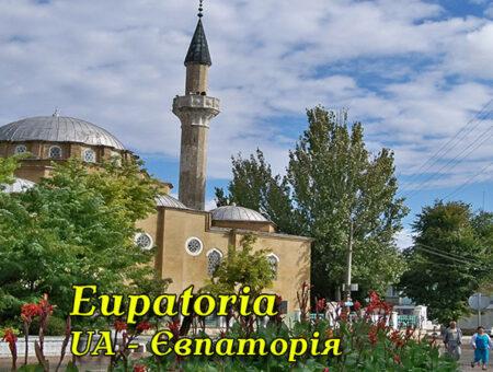 Eupatoria – czarnomorski kurort