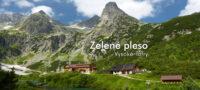 Zelené pleso - Vysoké Tatry